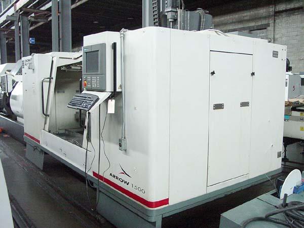 Our tool room includes a Cincinnati Arrow CNC 1500 machining centre