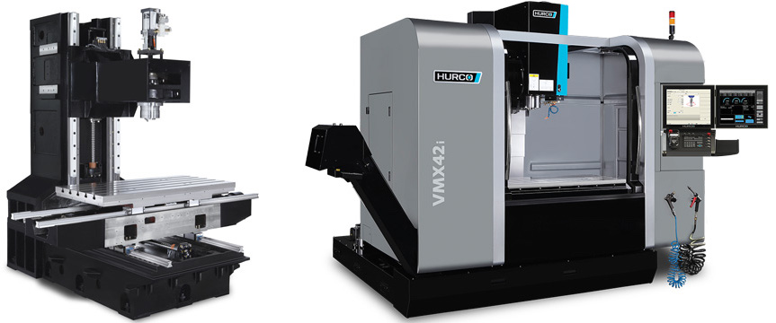 Our tool room includes 3 Hurco VMX42i machining centres