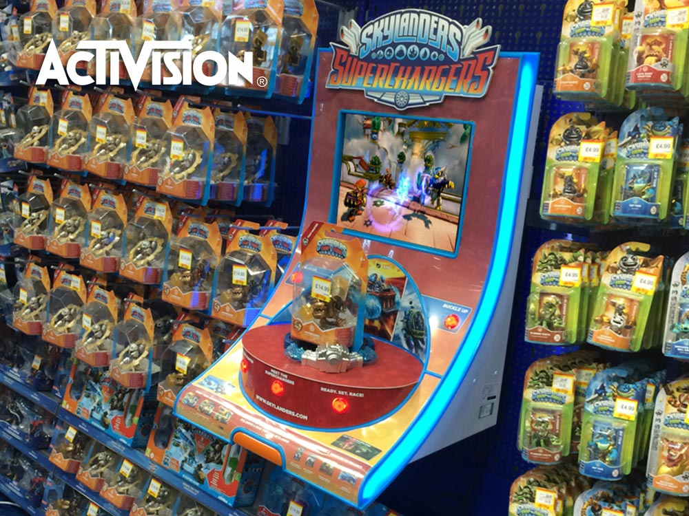 Activision Superchargers Photo