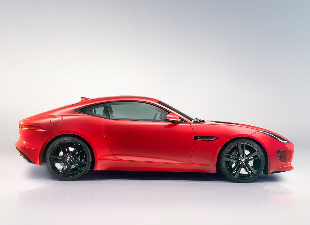 Injection mould tools - K A Tooling - Jaguar F-Type Coupe